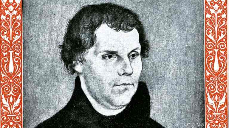 Martin Luther – The Man and His Work – McGiffert
