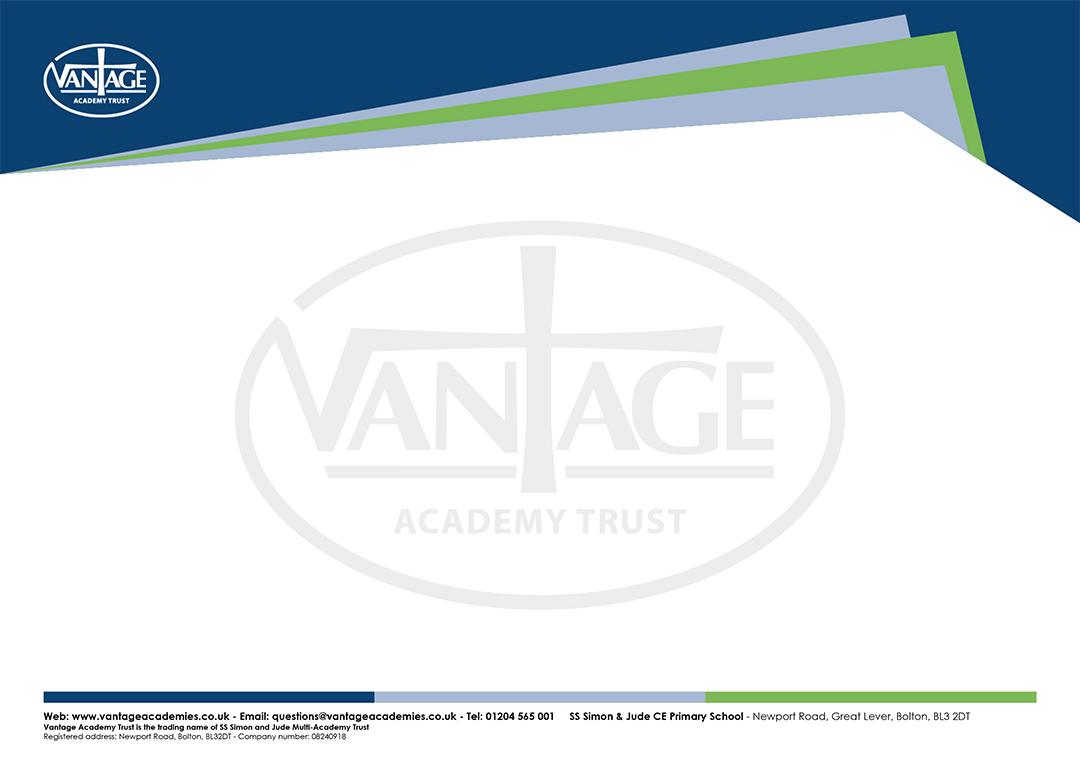 Vantage letterhead Landscape