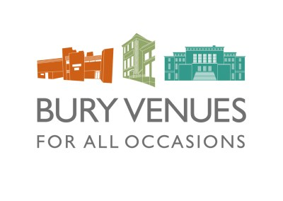 Bury Venues. Branding and Wedding Brochure