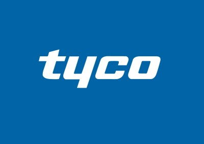 Tyco. Fireplan Product Launch, Website Design, Branding and Direct Mail