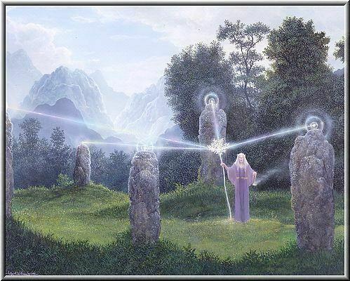 Image - druid stones
