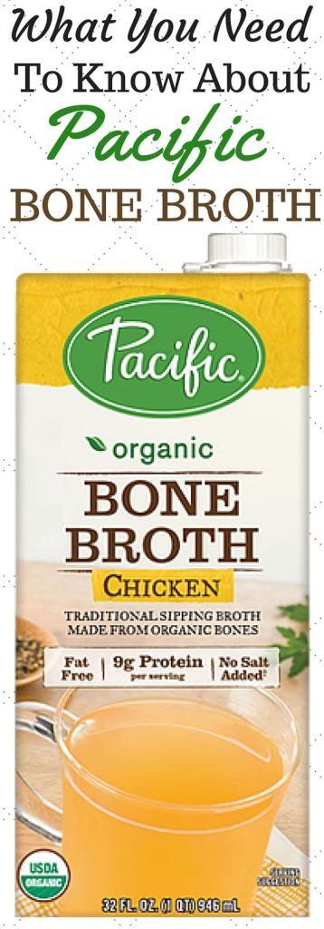 What You Need to Know About Pacific Bone Broth