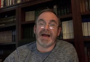 Ed Dingess Talks Morality on the SkylarFiction Atheist Show