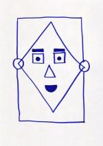 portrait géométrique 1