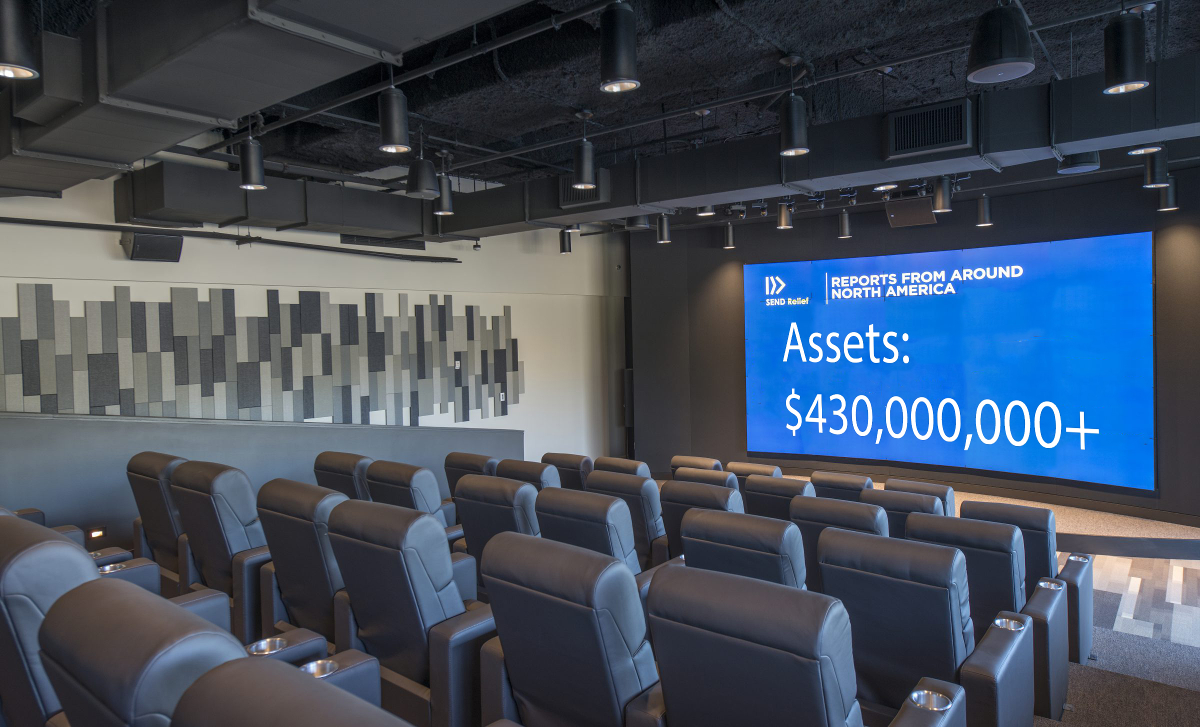 NAMB Assets Screen