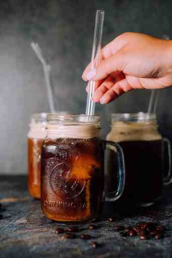 Decaf Cold Brew Iced Coffee