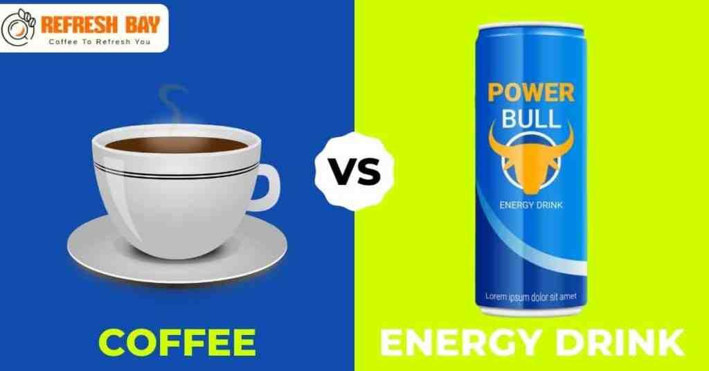 Energy Drink vs Coffee