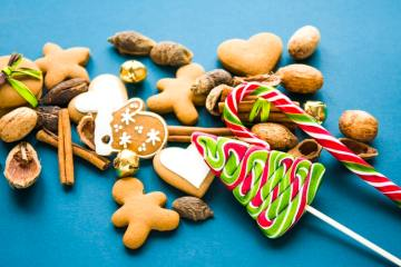 christmas candy gluten free