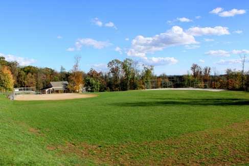 Baseball Field_Fall_Himrosa
