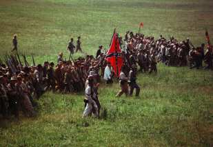 Gettysburg Battle Reenactment_Confederate Flag_Summer_Things To Do