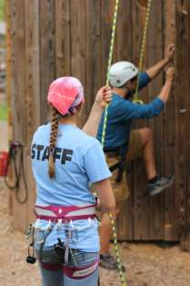 Climbing Tower_Activities_Young Adults