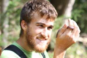 Mark Layton_Nature Center_Snake_Staff