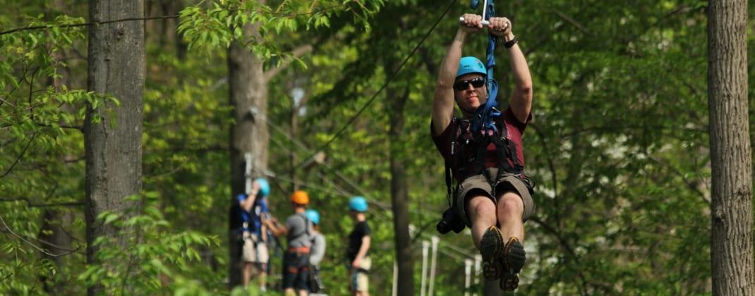 Zipline_Aerial Excursion_Men_Group Slider