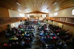 Meeting Room Gym Youth Retreat