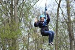 Aerial Excursion Zipline Tour