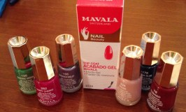 Mavala is my new nail favorite!