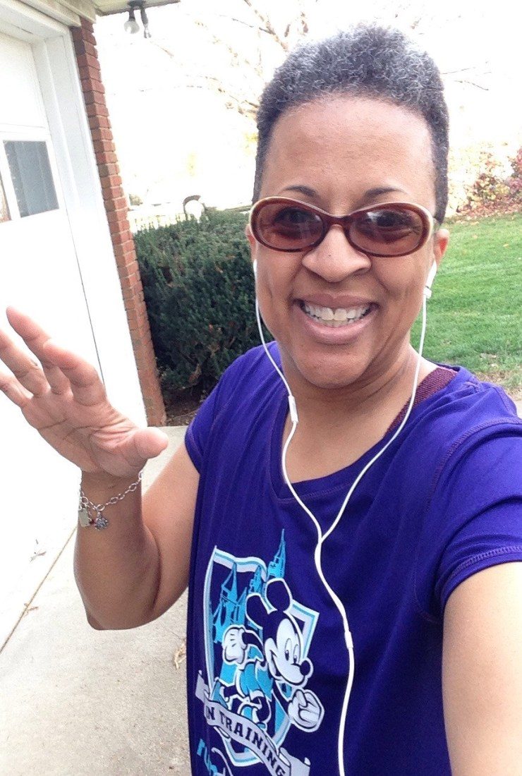 My run with Disney…at home update: Disney announces a virtual 5K series!