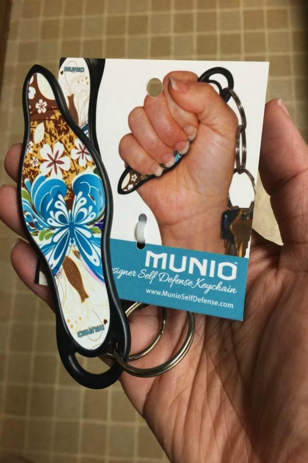 MUNIO self defense