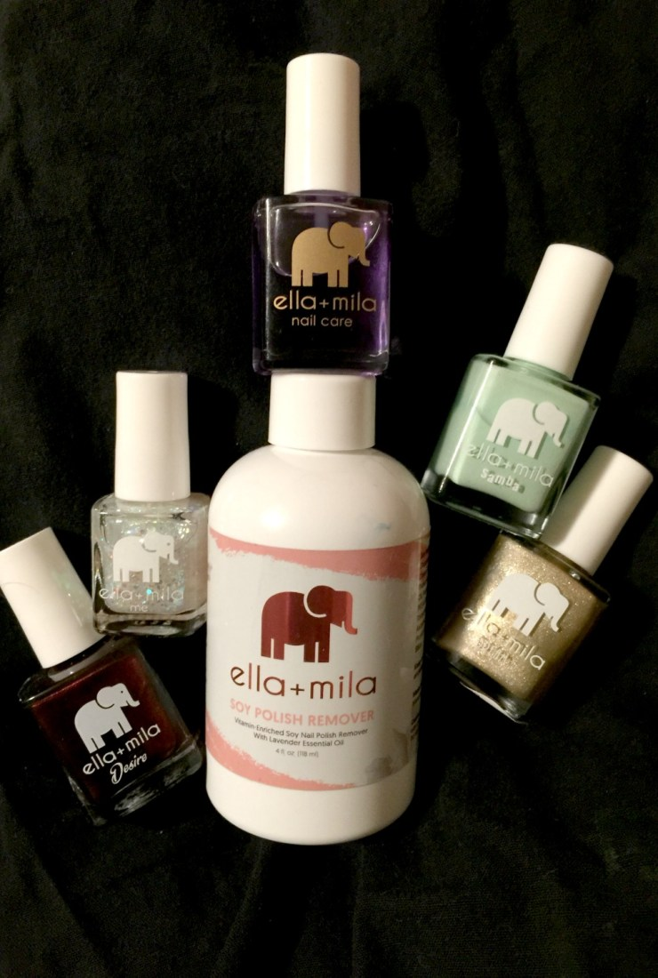 Ella+Mila offers everything for healthy and pretty nails!