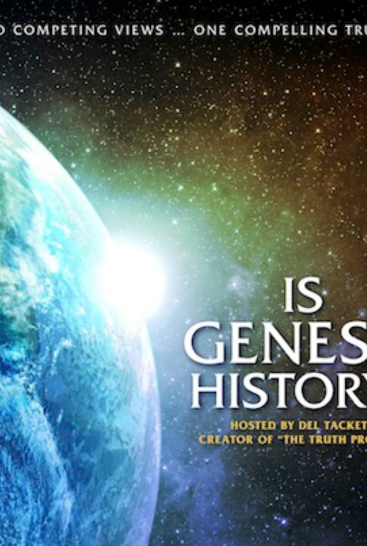 """One-Night Event: Thursday FEB 23: """"Is Genesis History?"""" Documentary Tackles Big Questions"""