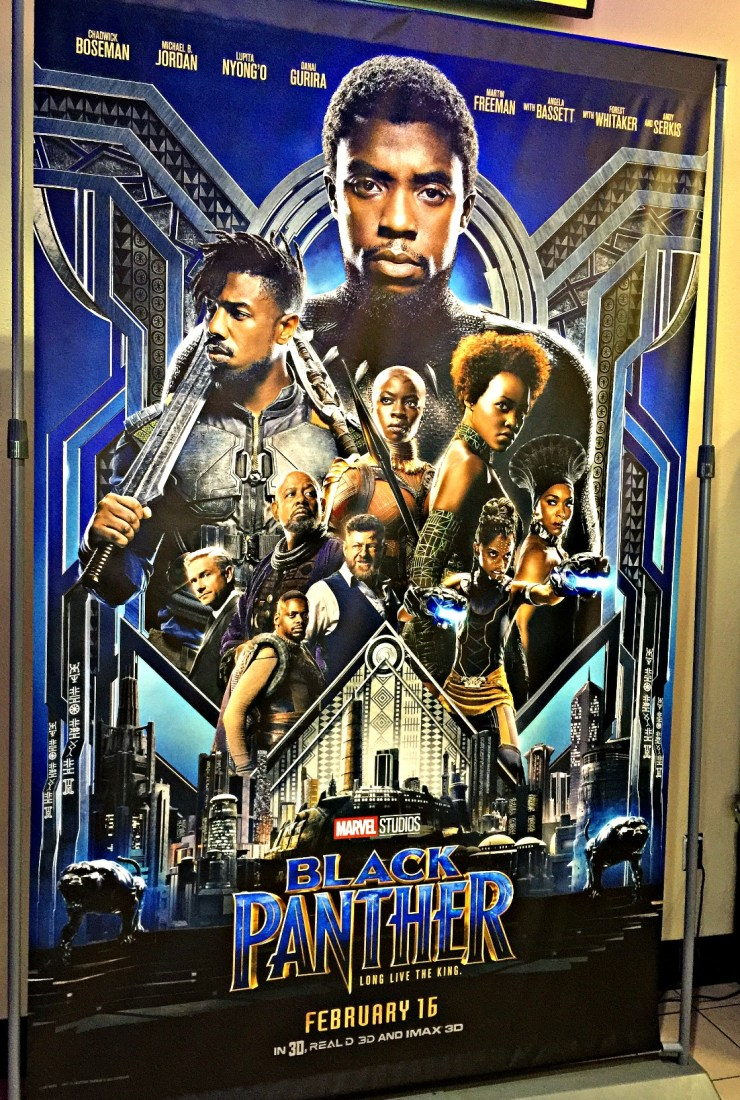 Excellence Speaks: My Musings on Marvel's Black Panther