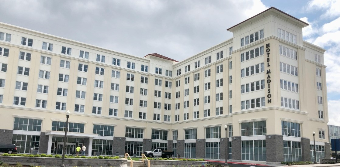 Hotel Madison opens May 1!