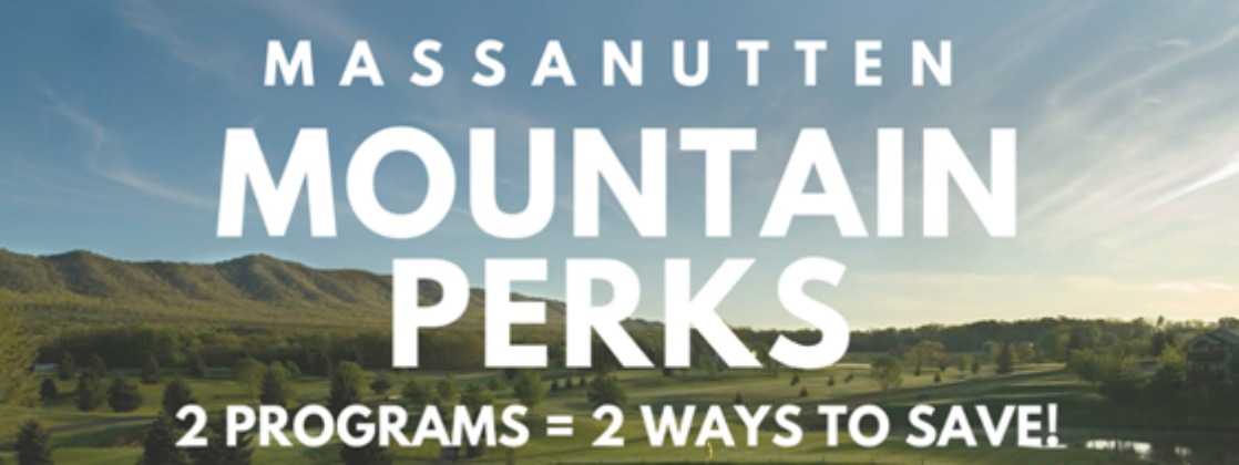 New from Massanutten Resort: Massanutten Mountain Perks for Locals!