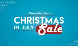 Massanutten Resort's Christmas in July Sale is here!