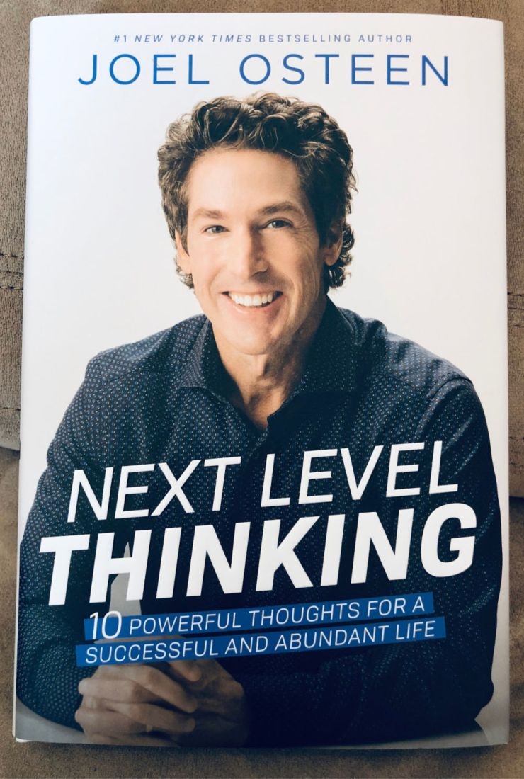 Refreshing Review: Next Level Thinking from Joel Osteen