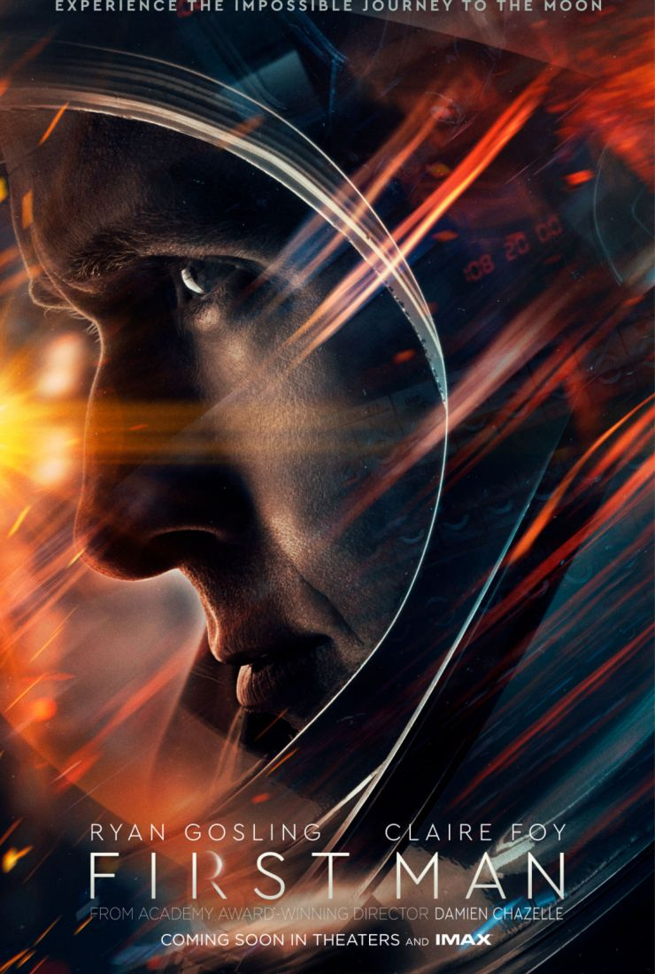 First Man: My First {no spoiler} Impressions