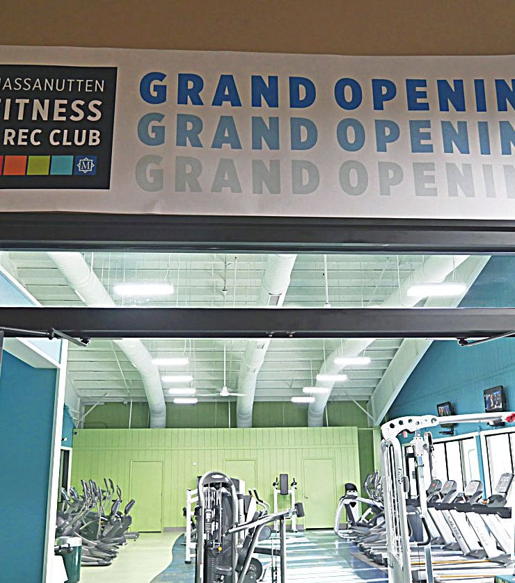 The New Massanutten Resort Fitness and Rec Club