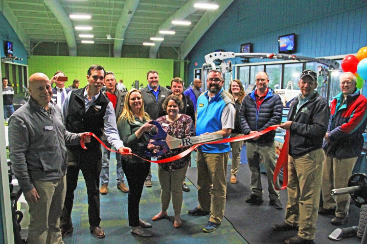 The Fitness and Rec Club at Massanutten Resort is officially open for business!