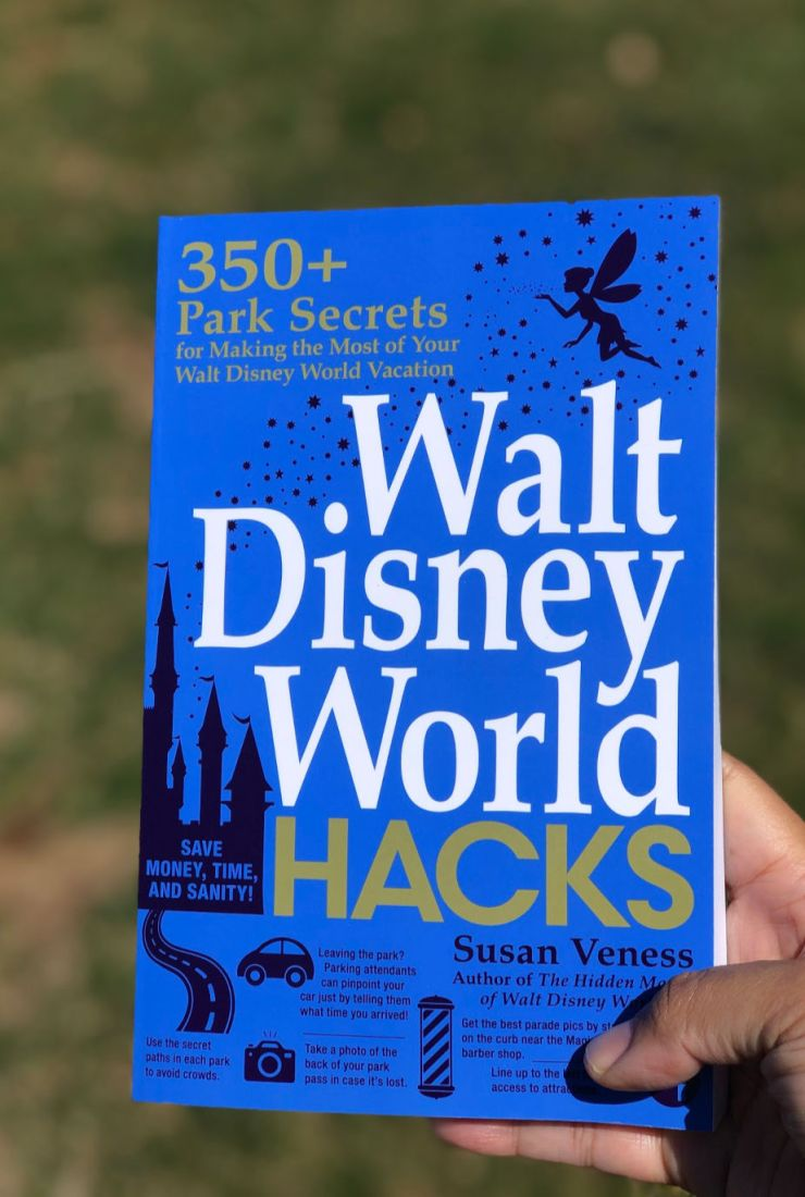 Refreshing Review: Walt Disney World Hacks Susan Veness