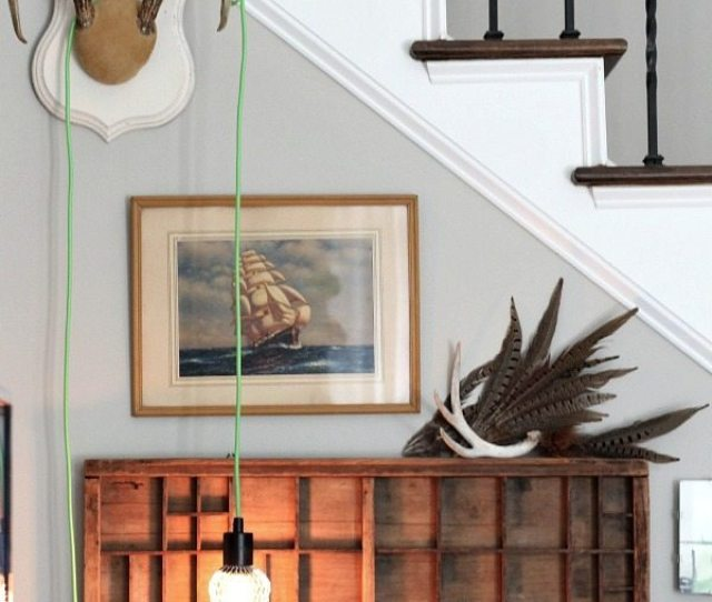 How To Make And Industrial Farmhouse Cage Light