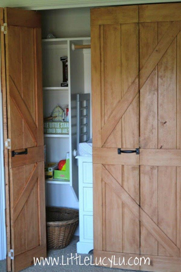 Barn Door Ideas Refresh Restyle