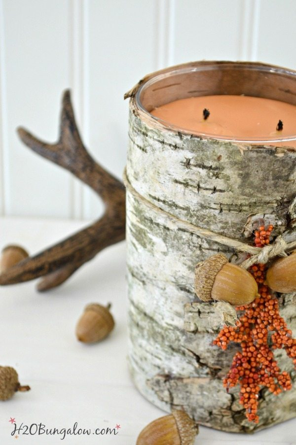 DIY-natural-birch-bark-candle-H2OBunglow-
