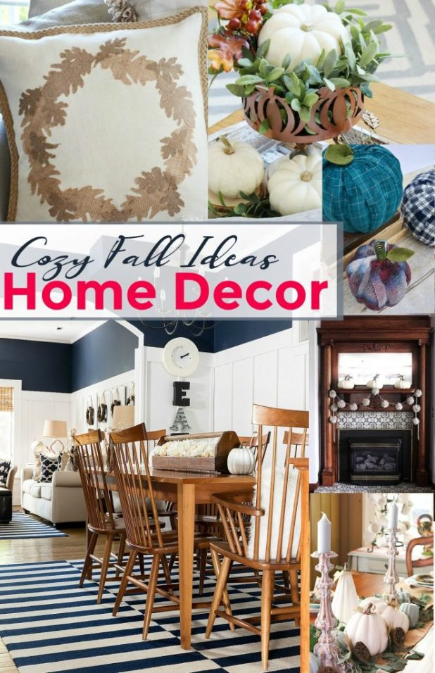 Cozy Fall Ideas for Home Decor