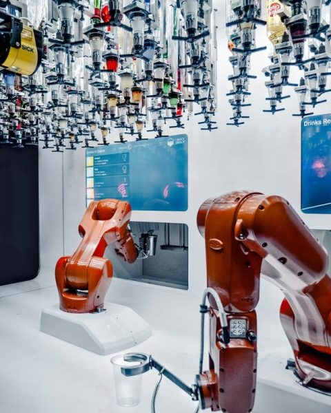 Components of robots