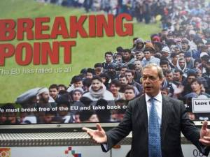 farage anti immigration poster
