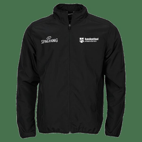 Spalding Jacket Logo
