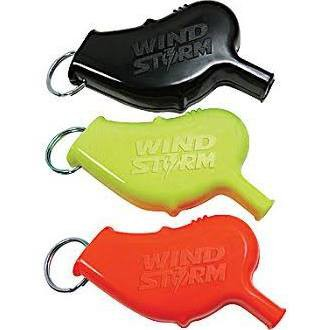 WindStorm® All-Weather Safety Whistle