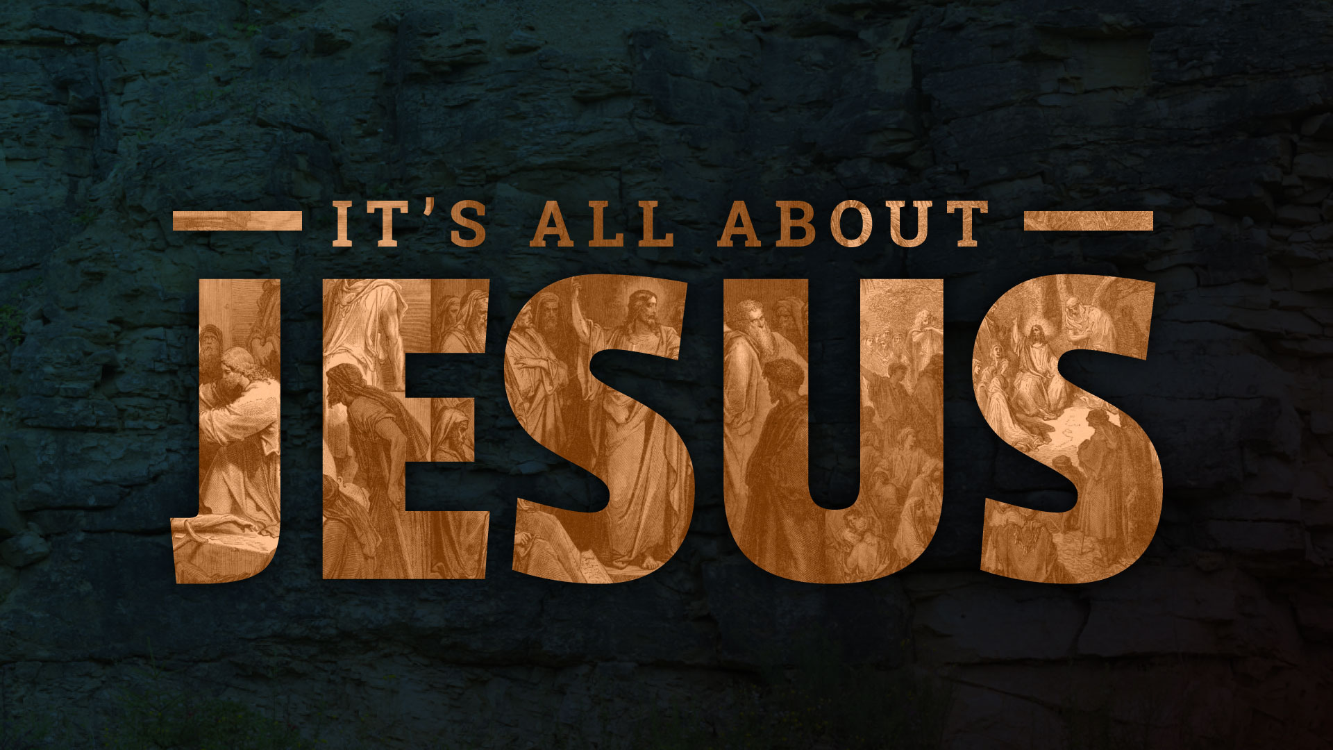 Acts: It's All About Jesus – Refuge.Church