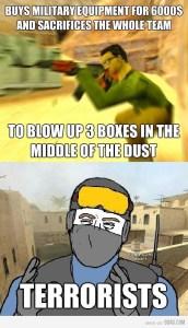 CS meme