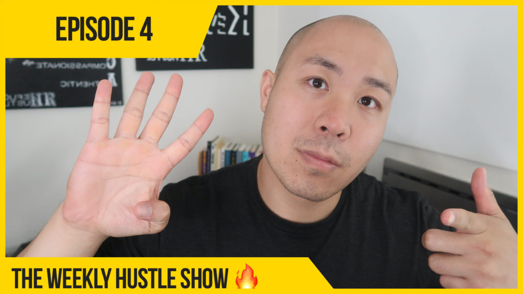 The Weekly Hustle Episode 4: Quitting coffee, Asian parents, and Joyner Lucas
