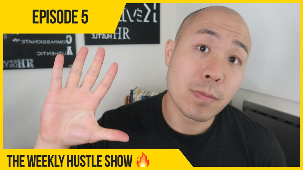The Weekly Hustle Episode 5: Unsupportive Friends, Hospital Pharmacy, High Ticket Closing