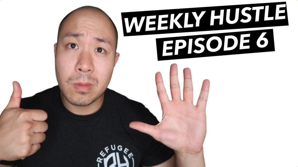 The Weekly Hustle Episode 6: Careers at 30, Feeling Lost in Life, YouTube content planning
