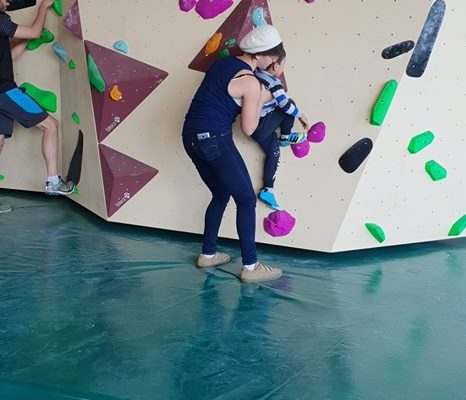 (English) RPM Goes Bouldering