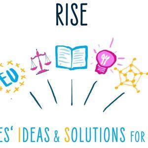 شبكة ريس هي على طريقها لتحقيق إنجازات كبيرة، وإعطاء اللاجئين أصوات للوصول إلى مستقبل أفضل والتلاحم في أوروبا!