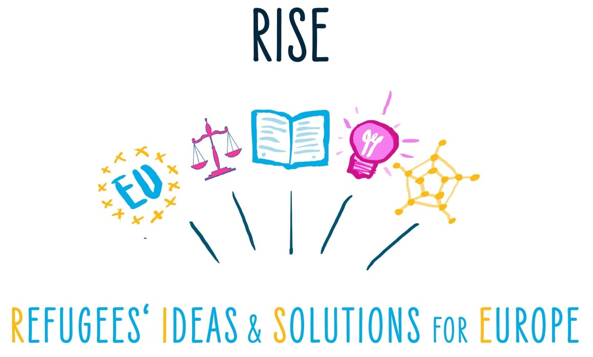 RISE: Refugees' Ideas and Solutions for Europe