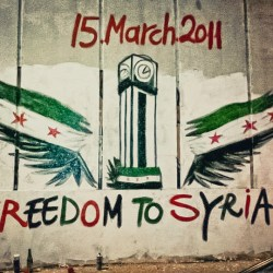 Freedom to syria